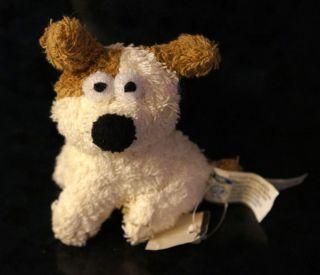 Pottery Barn Kids Dog Stuffed Animal Plush Doll Figure Figurine Baby Room Crib