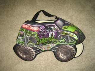 Monster Jam Grave Digger Child's Costume Halloween Truck