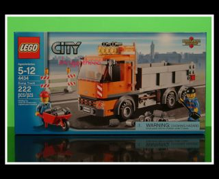 Lego City 4434 Dump Truck Construction New SEALED Set Priority SHIP