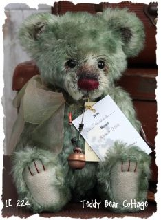 Collectable Charlie Bear Isabelle Collection Peapod Le of 250 28cm