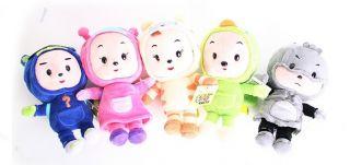 Hutos Joa Rag Dolls Pink Plush Toys Cushion Character Kid Child Figure Children
