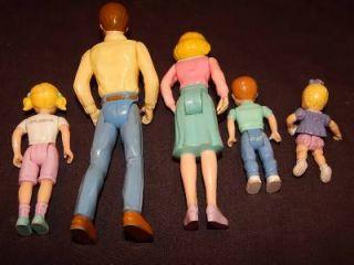 Lot Mattel Barbie Dollhouse Bedroom Nursery Mixed Furniture