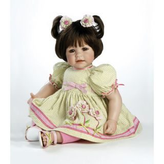 Adora Dolls Baby Doll Flowers For A Friend Brown Hair / Brown Eyes