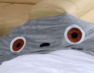 Giant Plush Toy Totoro Mattress Bean Bag Sofa Bed Cushion for Gift