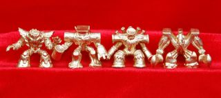 Gormiti Giochi Figures Golden Series Christmas Gift 20