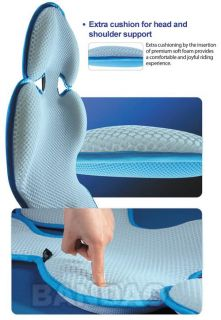 Kid Breath Cooler Seat Cushion Pad Breathable Mesh Baby Carriage Stroller Car