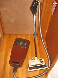 Hoover Electronic 1000 Vacuum Cleaner w Power Head Model S3231