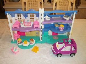 Fisher Price Little People Sweet Sounds Doll House
