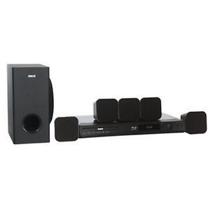 RCA RTB10223 Blu Ray Home Theater System 5 1CH Dolby Digital Surround Sound