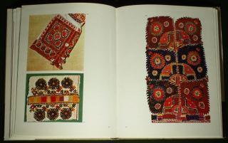 Book Macedonian Folk Embroidery Antique Ethnic Dress Balkan Costume Pattern Art