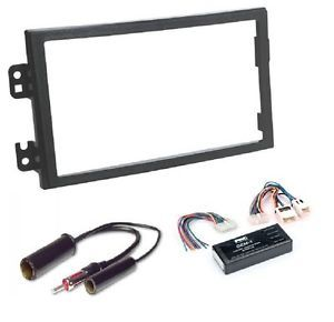 2003 2005 Nissan 350Z Complete Double DIN Radio Install Dash Kit PKG374 Bose