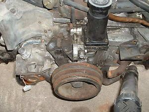 VW Vanagon Complete Engine 1 9L Water Cooled