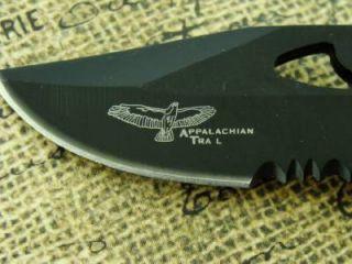 Appalachian Trail Hunting Survival Sportsman Trail Knife Vintage Knives Tools
