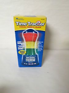New Time Tracker LER 6900 Classroom Timer Learning Resources Programmable