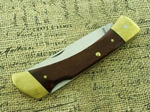 Vintage Craftsman USA 95232 Schrade Pocket Lock Jack Knife Hunting Knives Tools