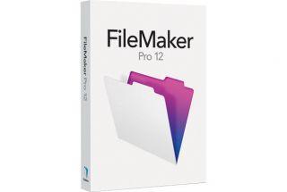 New FileMaker Pro 12 Database Software Training Series DVD PC Mac