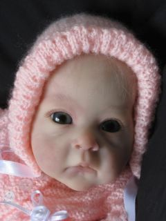 Hushabye Mountain Reborn Baby Girl Saoirse Bonnie Brown Sold Out Limited Edition