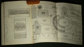 Book Hungarian Embroidery Patterns Sarkoz Folk Costume Linen Tablecloth Hungary