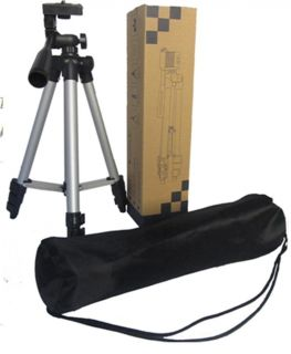 "40"" Light Weight Aluminum Tripod Mount Stand for Camera and Camcorder"