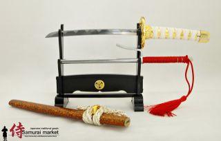 """Japanese Letter Opener 08 """"Sword Katana Samurai Ninja """""""