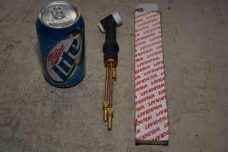 New Weldcraft WP 18 Water Cooled 350 Amp TIG Torch Body Inv 12043