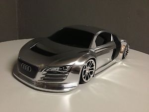 Custom Build 1 10 Remote Control Drift Car RTR RC w Battery Charger Audi R8