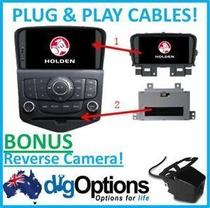 "GPS Holden Cruze 7"" HD Navigation DVD iPod Bluetooth Radio Stereo Player iPhone"