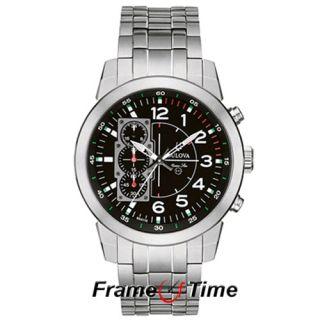 Bulova Men's Marine Star Chrono Titanium 96A116 Watch