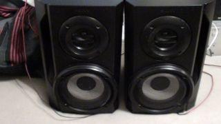 Cheap Price Sony Bookshelf Speakers Great Sound