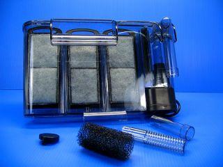 Ista Hang on Filter 380L Thin Type for 35 50L Fish Tank Media Foam Pads Sponge