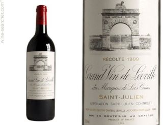 1999 Chateau Leoville Las Cases Saint Julien France