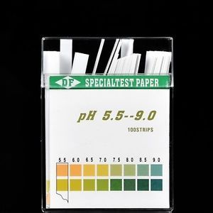 Ph Test Strips 100 Strips for Urine Saliva Alkaline Diet Testing