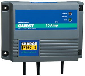 New Guest Marine Boat Battery Charger 69 2607A