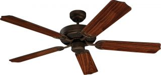 """Monte Carlo 5HM52RB Homeowner Max Bronze Energy Star 52"""" Ceiling Fan"""