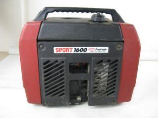 Coleman Powermate Sport 1600 Portable Generator 1600W 110V