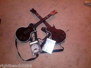 Xbox 360 Guitar Hero Controller Les Paul