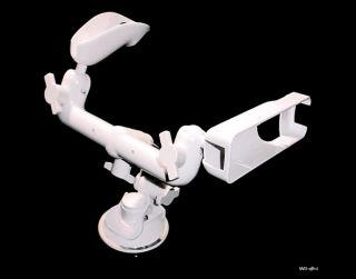 Nintendo Wii U Console Flight Control Yoke System for Combat Wings Sky Crawlers