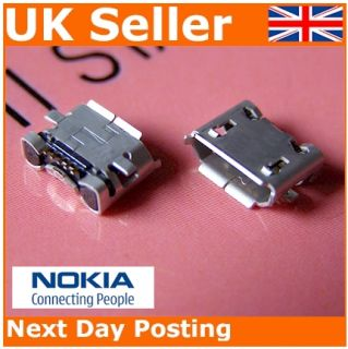 New Nokia 6500 Classic 8600 Luna Replacement USB Block Port Charging Connector