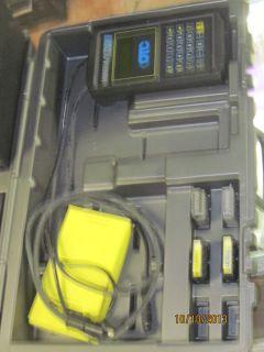 OTC Enhanced Monitor 4000 E Scanner Automotive Scan Tool Accessories Case