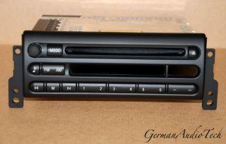 Mini Cooper Boost CD  Player Radio Stereo Am FM CD53 R50 R52 R53 R56 00 06 2
