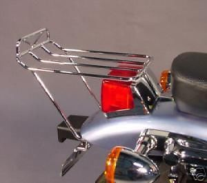 Suzuki Intruder 750 800 Rear Fender Luggage Rack