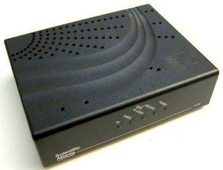 Scientific Atlanta Cisco DPC2100R2 Cable Modem Only DOCSIS 2.0 . Modem