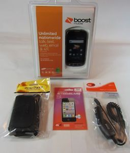 Samsung Transform Ultra 2GB Black Boost Mobile Smartphone ACCESSORIES