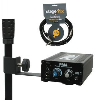 Elite Core PMA SP Headphone Monitor Amp for Presonus Studiolive