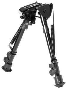 Brand New NcStar Harris Style Bipod Fullsize Bi Pod 3 Adapters Mounts Abpgf