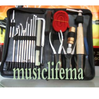 Details about NEW 19 PCS Professional Piano Tuning Kit / Piano Tools