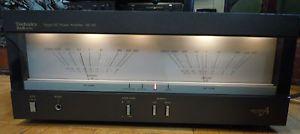 Vintage Technics SE A5 Stereo DC Power Amplifier
