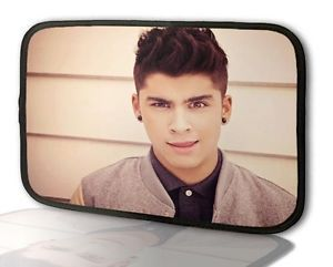 New One Direction Zayn Malik Laptop Case Sleeve Gift