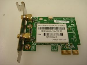 Acer Liteon Ni 10200 009 PCI E WN7600R AX3910 Series Wireless Adapter Card