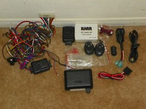 Car Alarm Karr Security Systems Remote with Shock Sensor on PopScreen